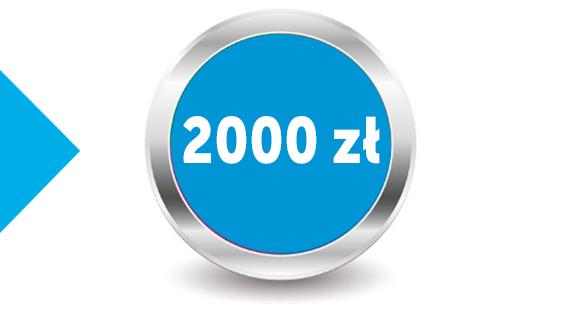 Pakiet 2000 zł