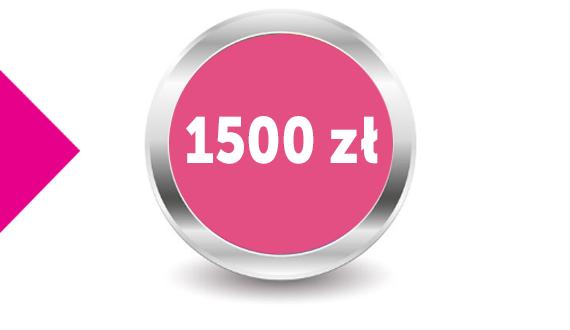 Pakiet 1500 zł