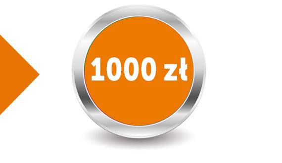 Pakiet 1000 zł
